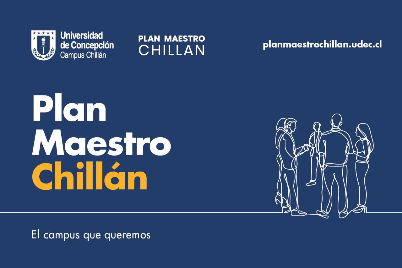 Campus Chillán inicia ejecución del plan de trabajo de la Fase 1 del Plan Maestro